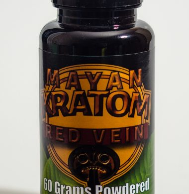 Mayan Kratom Red Vein 60g Powder